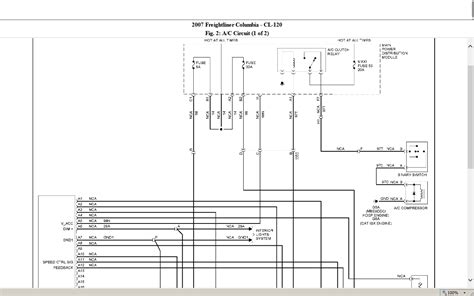 freightliner columbia wiring diagram wiring diagram with