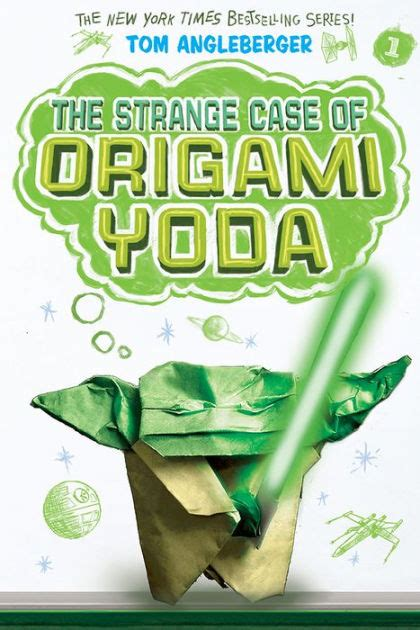 Origami Yoda Series In Order - the strange of origami yoda origami yoda series 1