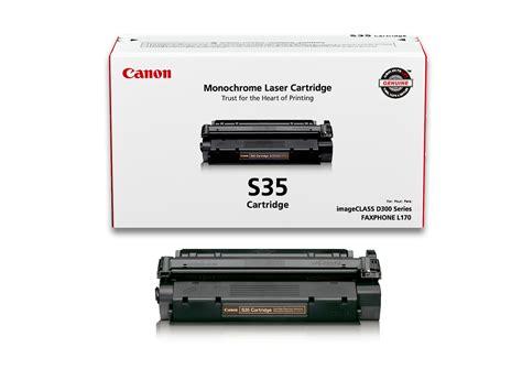 Toner Original by Canon Original S35 Toner Cartridge Black