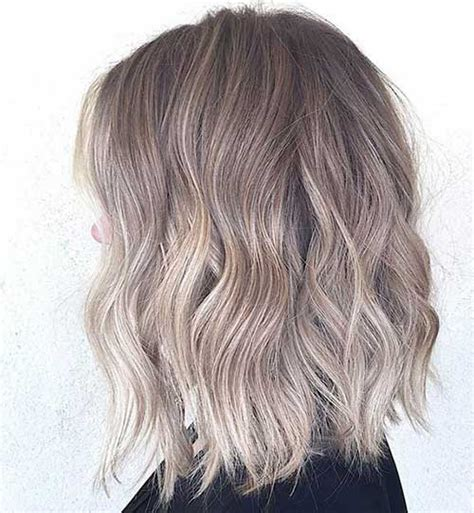 hairstyles and colours for long hair 2016 20 best long bob ombre hair short hairstyles 2017 2018