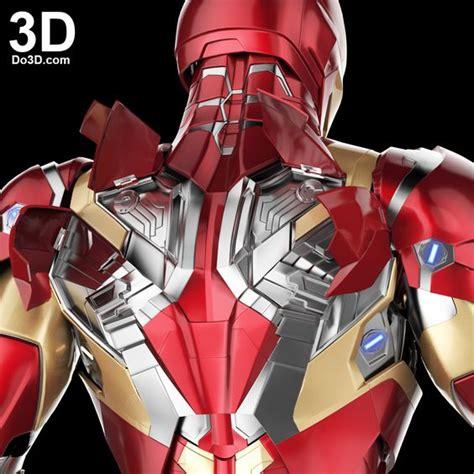 printable iron man armor 3d printable suit iron man mark xlvi armor model mk 46