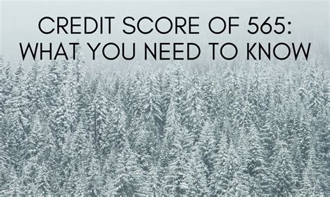 do you need good credit to buy a house credit score of 565 impact on car loans home loans cards go clean credit