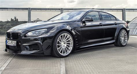 prior design works out bmw 6 series gran coupe