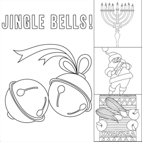 coloring pages for december free coloring pages for the december holidays make and takes