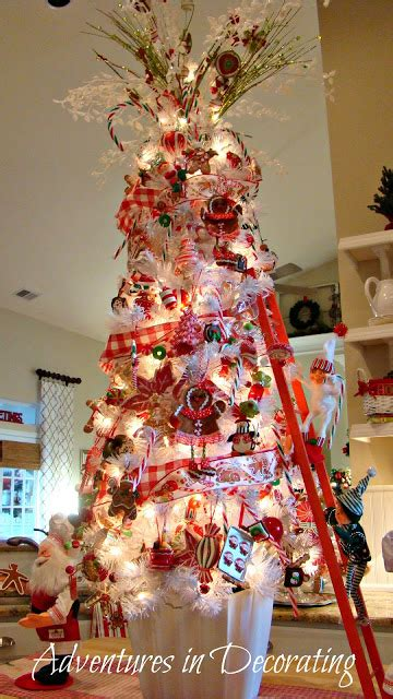 kitchen christmas tree ideas adventures in decorating christmas whimsy in the kitchen