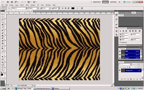 photoshop use pattern for text photoshop tutorial adding a pattern to text youtube