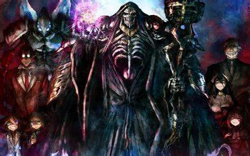 anoboy overlord review anime overlord