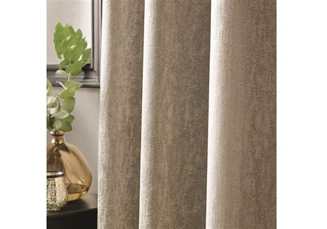 curtains portland or portland eyelet chenille ombre style curtains dove fully