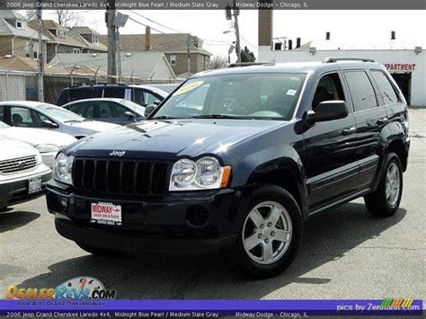 midnight blue jeep 2006 jeep grand cherokee laredo 4x4 midnight blue pearl