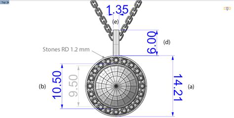 design brief jewellery custom jewelry specification plating and texture