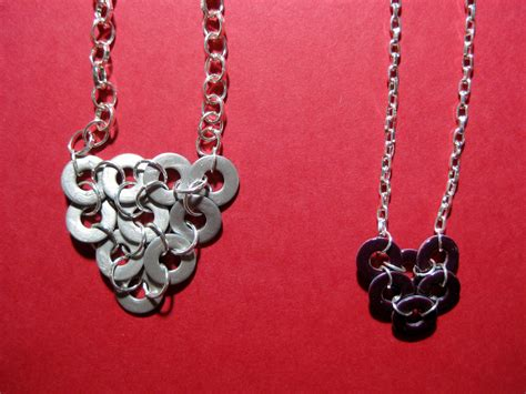painted washer necklaces lulabelle handicrafts