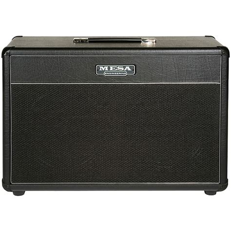 Mesa Boogie Lonestar Cabinet by Mesa Boogie Lone 2x12 Cabinet Black Reverb