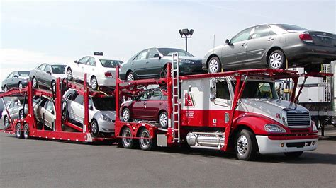 transport vehicles ship your car a 10 guide to a successful transport