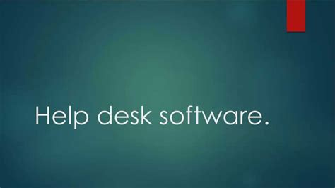 help desk software what is the best help desk software on