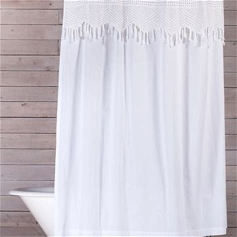 crochet shower curtain best crochet curtains products on wanelo