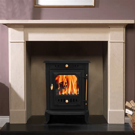 Log Burner Fireplace Images by Luxury 7 5kw Woodburner Multifuel Stove Wood Burner Log