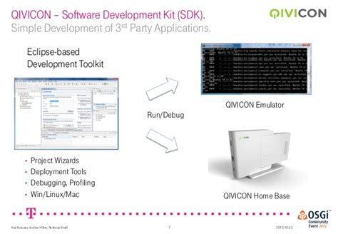 developing applications for your smart home with qivicon