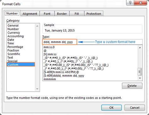 Format Date In Excel Formula | how to change excel date format and create custom formatting