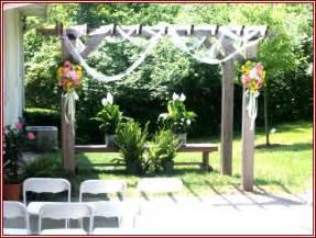 summer outdoor wedding decorating ideas photograph outdoor