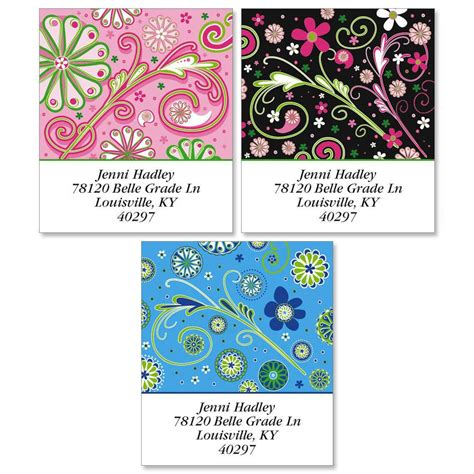 html pattern for address fun patterns select return address labels colorful images