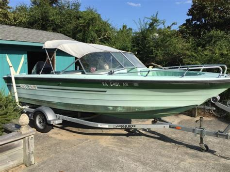 bowrider boats for sale virginia 1976 mfg bowrider powerboat for sale in virginia