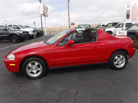 Honda Sol by 1995 Honda Sol Si For Sale By Owner At