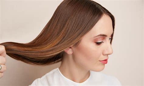 haircut groupon deals haircut and blowout lotus 21 salon studio groupon