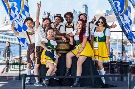 Beer Gardens In Nyc by Oktoberfest Nyc 2017 Guide To Beer And Celebrations
