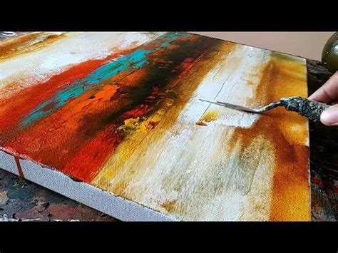 how to acrylic paint on canvas abstract abstract acrylic painting techniques best 25 abstract