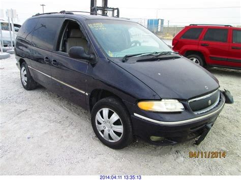 1997 Chrysler Town And Country by 1997 Chrysler Town And Country