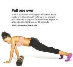 week 2 change the shape of your great exercises vipr exercises shape