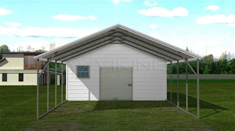 Carport With Storage by 18x31 Carport With Storage Shed