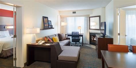 bedroom suite residence inn boston framingham two bedroom suite