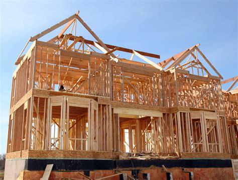Huis In Aanbouw by Huis In Aanbouw Stock Foto Afbeelding Bestaande Uit Bouw