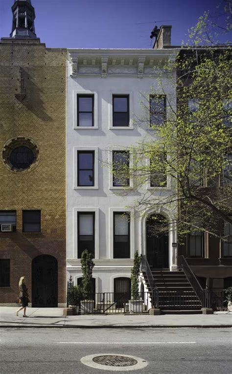 town house east 61st street town house manhattan e architect