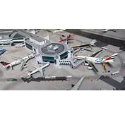 033 200 FRA Terminal 1 Part Jetbridges  No Point