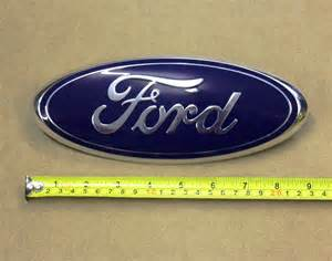 ford f150 front grille emblem new oem replacement grill
