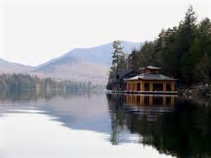 Adirondack Home Decor file new boathouse n end of lake placid jpg