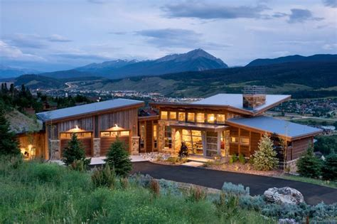 mountain home exteriors mountain home exteriors contemporary exterior other metro by bhh partners planners