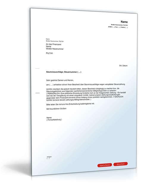 Musterbriefe Finanzamt Einspruch Einspruch Gegen S 228 Umniszuschlag Muster Vorlage Zum