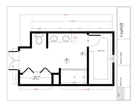 layout ideas captivating design measurements inspiration