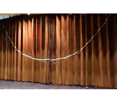 stage curtain track a to z theatrical supply and service inc