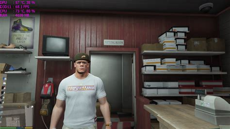 T Shirt Cena 15x Shop cena t shirts mod pack 15x gta5 mods