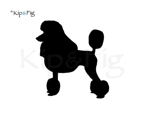 poodle applique template poodle applique template pdf applique pattern