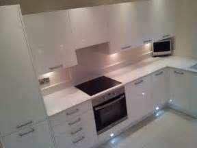White Sparkle Bathroom Tiles - glamorous kitchen in bolton before amp after shots bathrooms and kitchens bolton bury