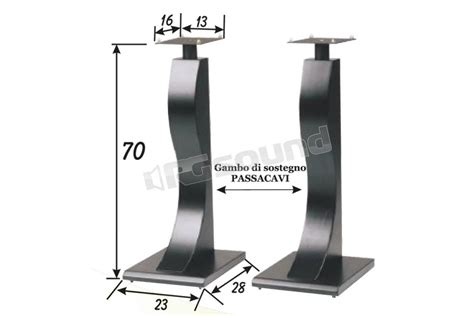 piedistallo per casse prandini 121 piedistalli per casse acustiche supporti tv