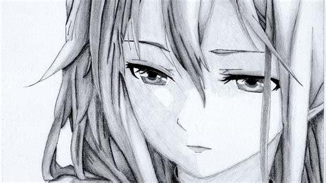 imagenes sad para chicas fondos de pantalla dibujo ilustraci 243 n monocromo