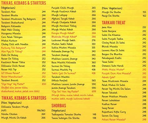 bungalow 8 lunch menu tadka menu menu for tadka 7 bungalows