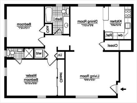 12 top selling house plans under 2 000 square feet 3 bedroom 2 bathroom floor plans best selling 187 cse leaks