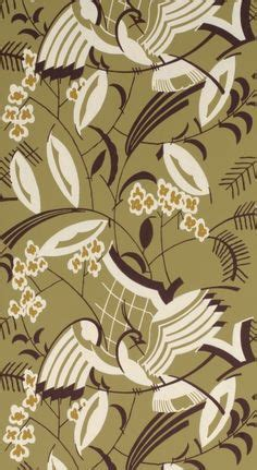 hand block printed wallpaper block print pinterest 1000 images about french hand blocked wallpaper on